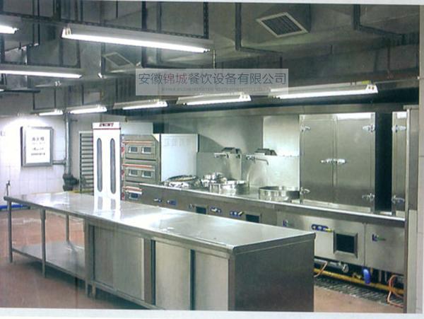 厨房成套设备