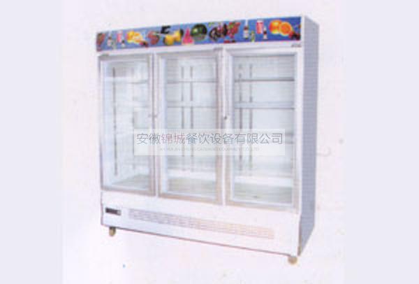 双门/三门玻璃门展示柜